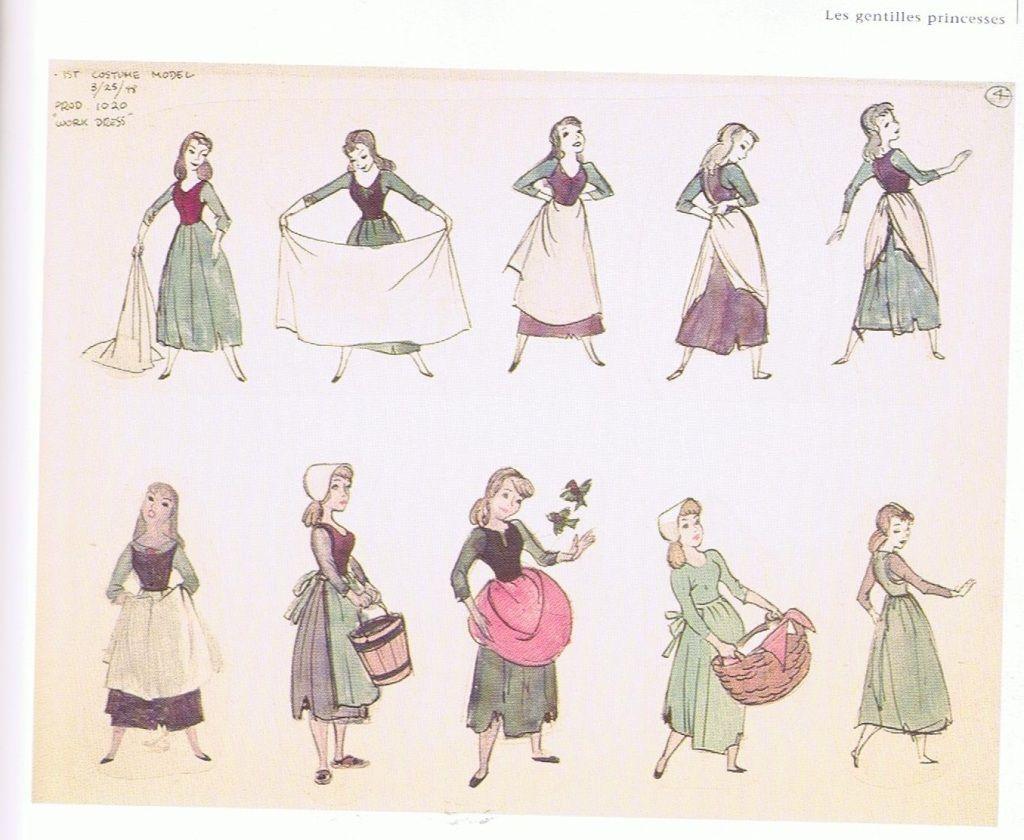Character Design (Disney