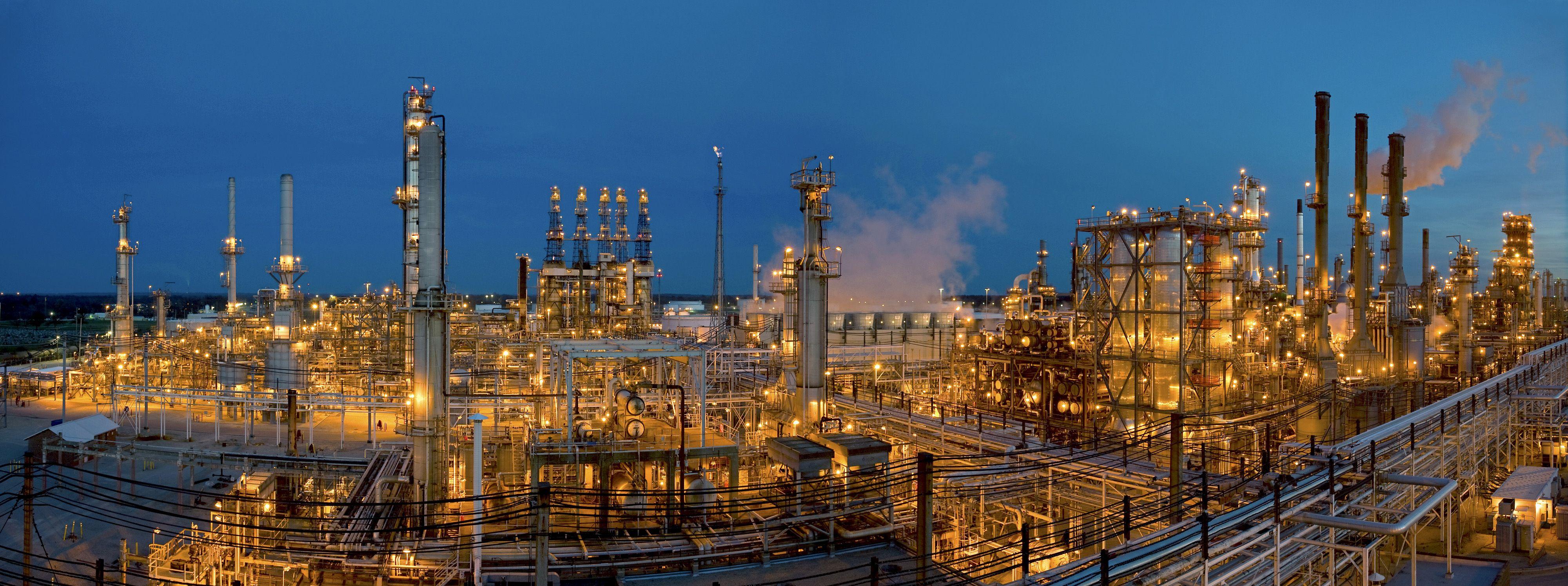 Catlettsburg Oil Refinery, Kentucky Cool Stuff