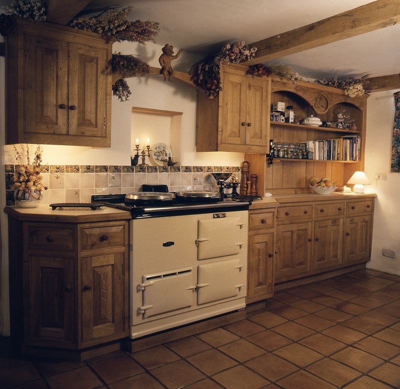 Personal Kitchens, Traditional Kitchens, Handmade