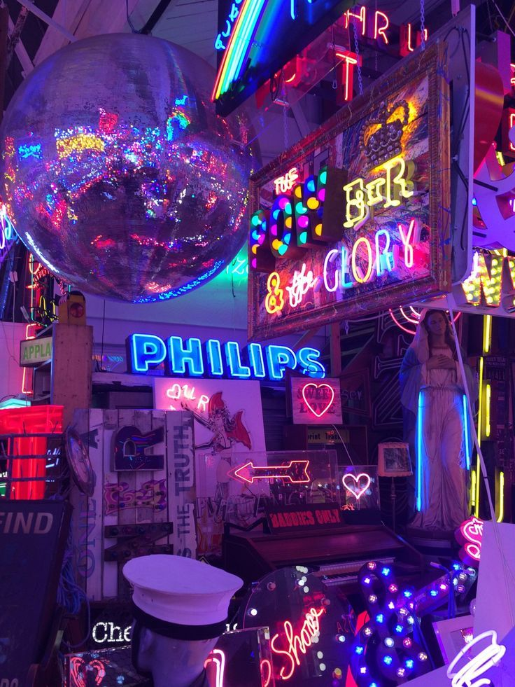 Image result for neon photography Intergalactica