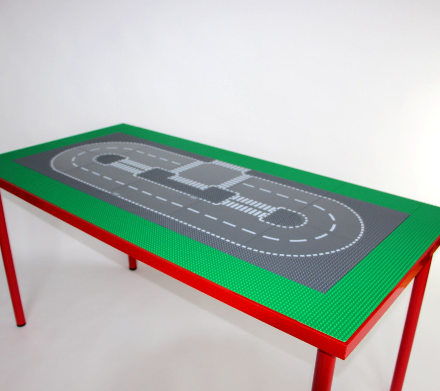 Table To Make A Lego City