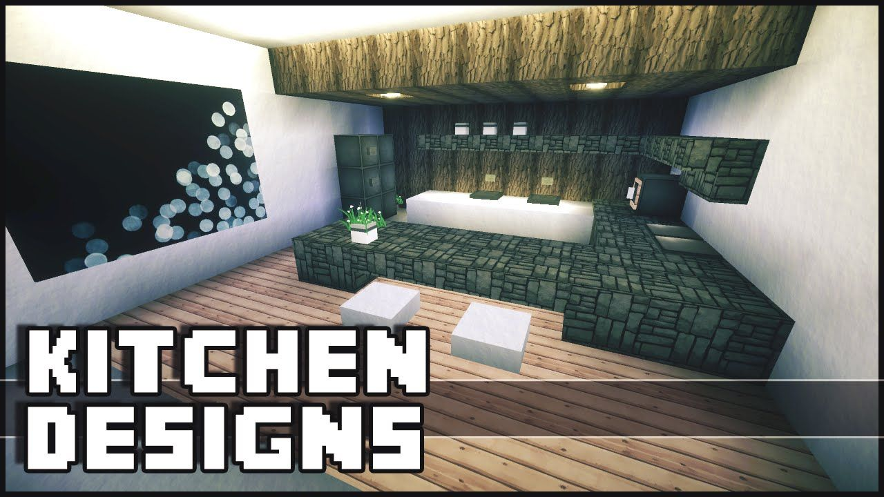 Minecraft Kitchen Designs & Ideas minecraft