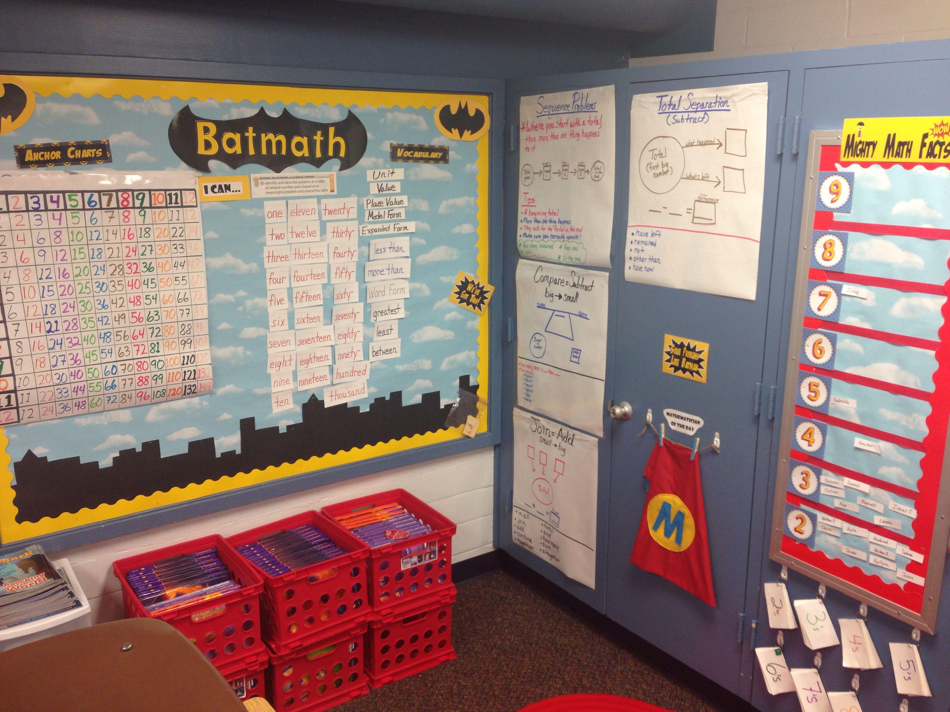 Best 25 Math Superhero Ideas