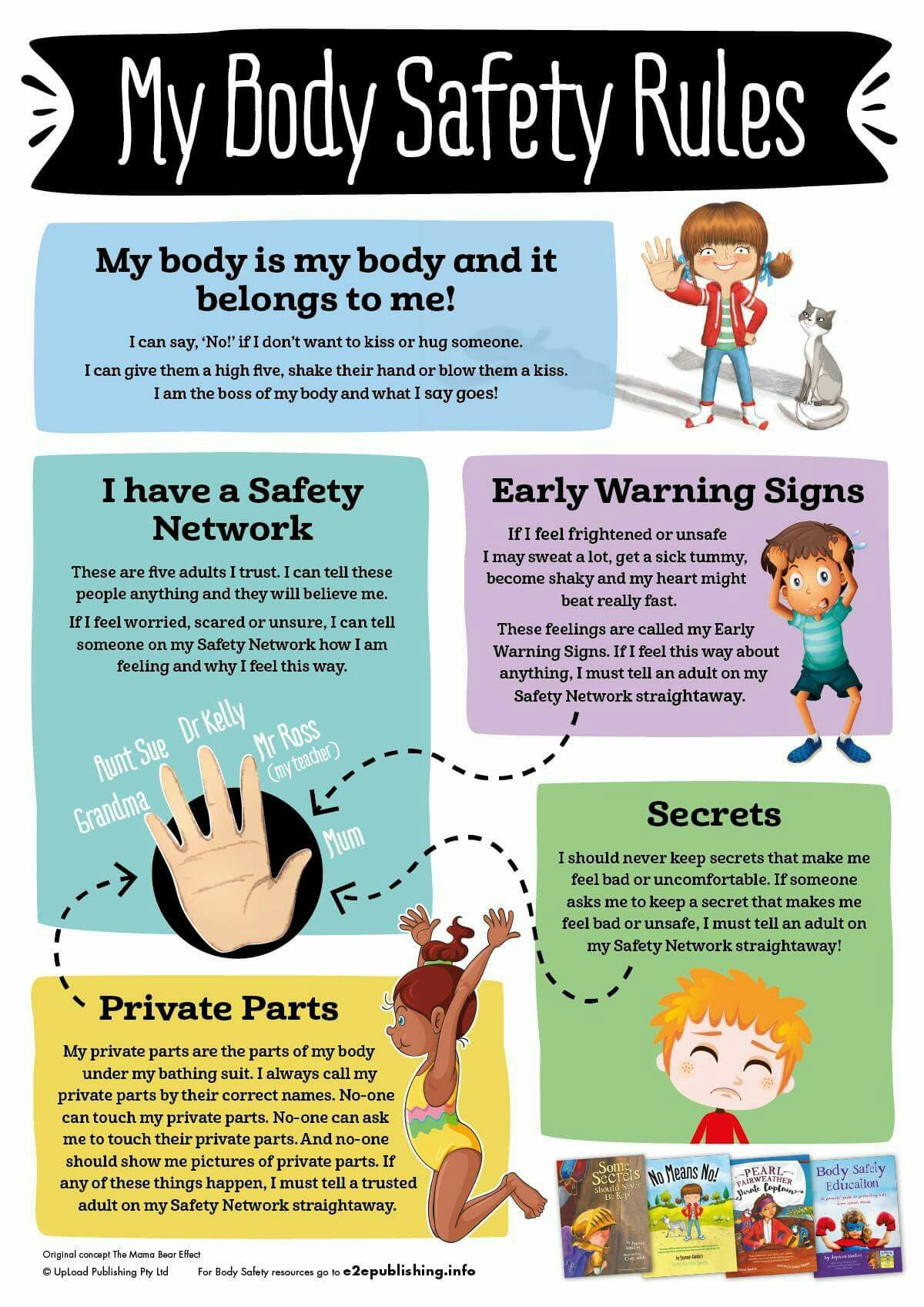 11 Insanely Helpful Posters For Parents Of Threenagers