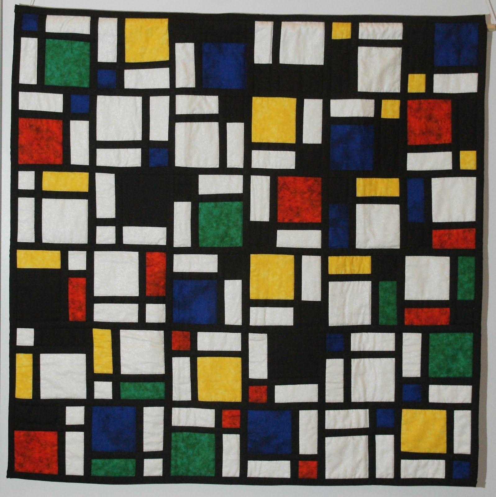 Piet Mondrian's abstract trees art painting Surrel Art AND