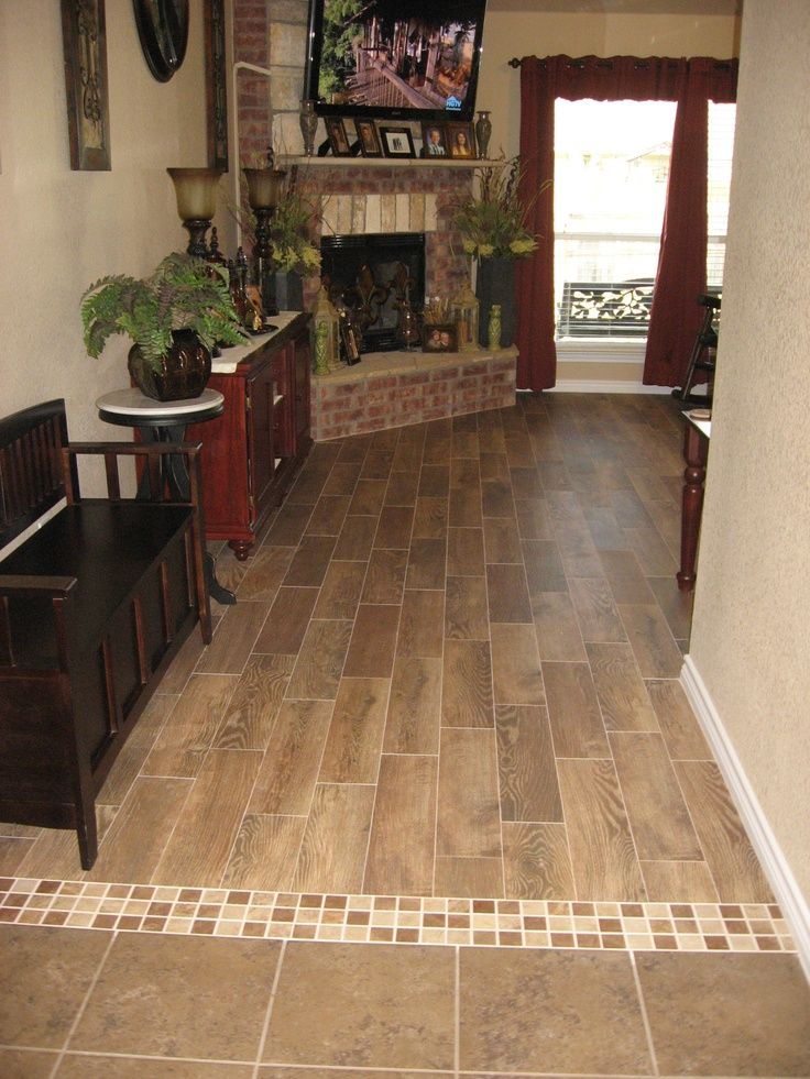 ceramic tile wood floor transition Google Search House