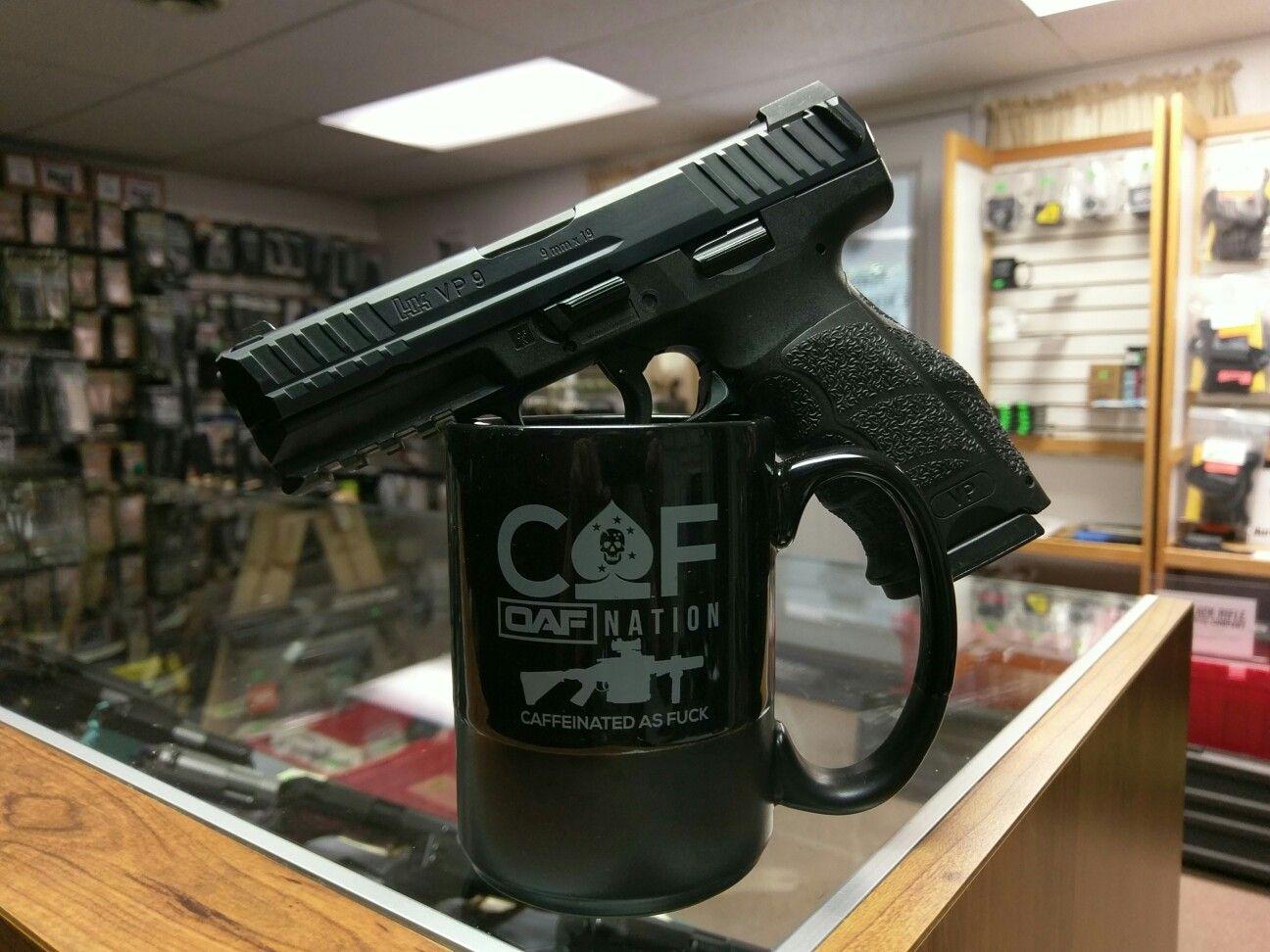 Black Rifle Coffee Company (BRCC) H&K VP9 Ready to