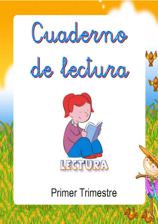 Cuaderno Lectura Primero Basico By Tamara L Gomez O Via