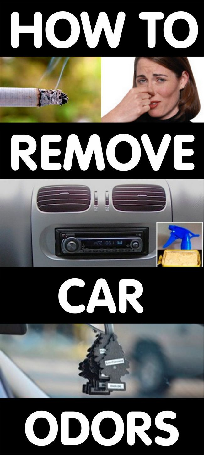 How To Get The Bad Smell Out Of Your Cars AC Vent System