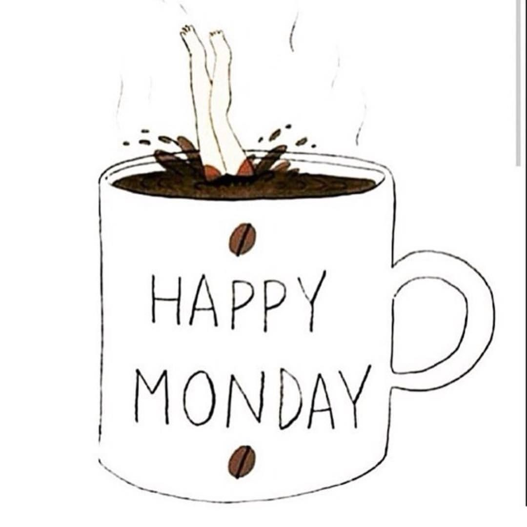 Good Morning Coffee Needed A Giant Monday Sized Cup