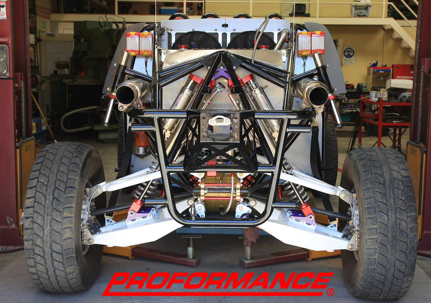 PROFORMANCE 4WD Trophy Truck IFS IRS OffRoad