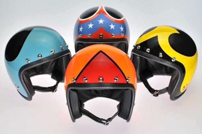 Davida Rollerburn Helmets Madrid New York Tokyo Houston