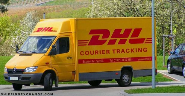 Dhl Tracking Track Trace Courier Package Delivery Status Online Enter