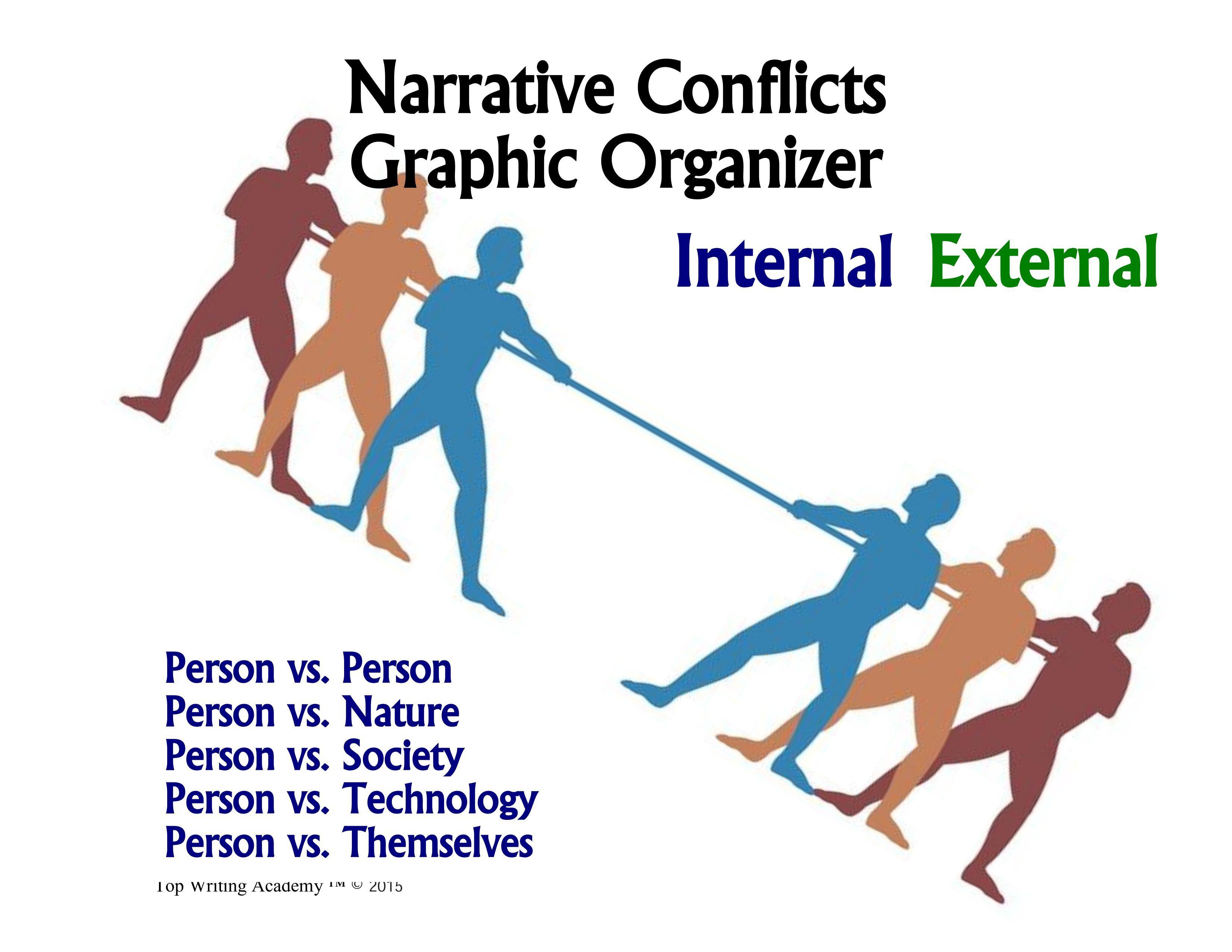 Literary Elementsysis Narrative Conflict