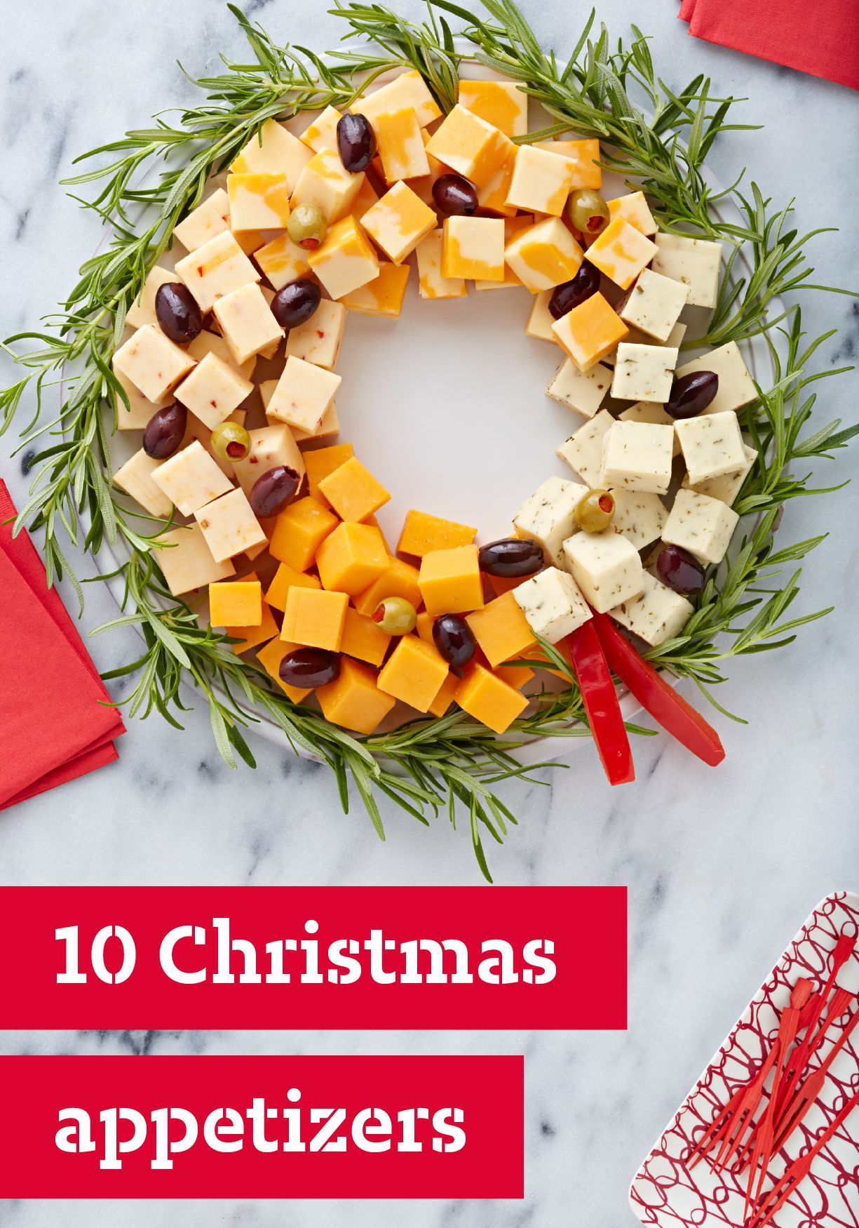 10 Christmas Appetizer Recipes Planning the Christmas