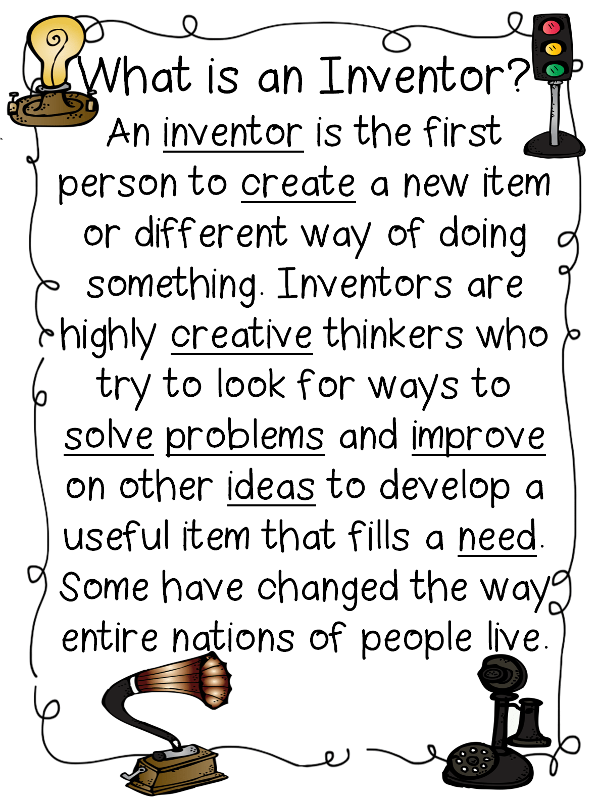 Best 25 Inventors Ideas