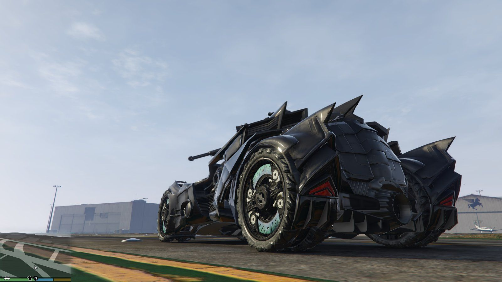GTA V Gets The Best Batmobile Yet GTA 5 Cheats
