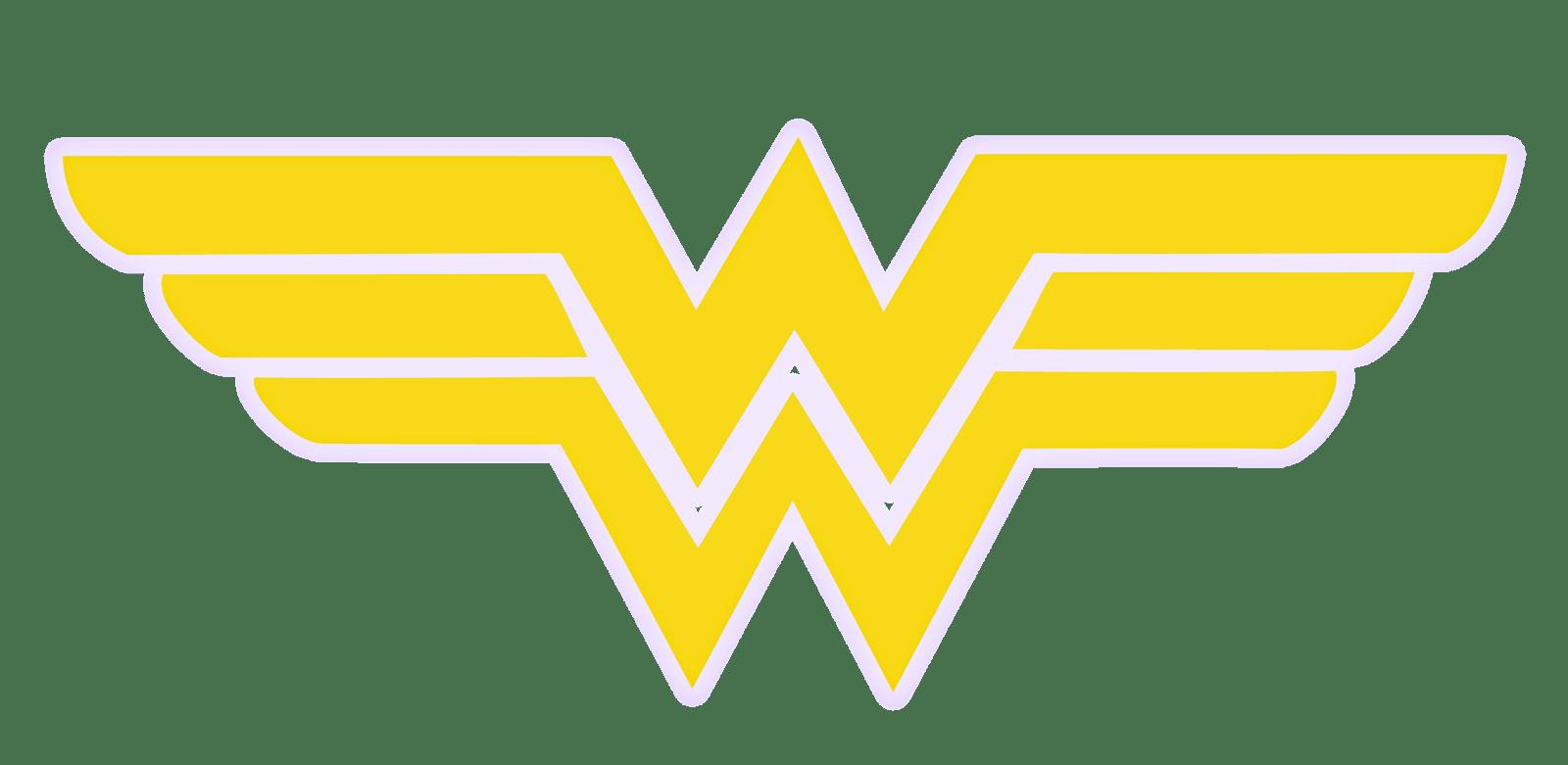 Wonderwoman Baby Clipart. Lembrancinhas mulher maravilha