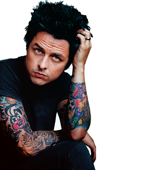 Billie Joe Armstrong's Tattoos