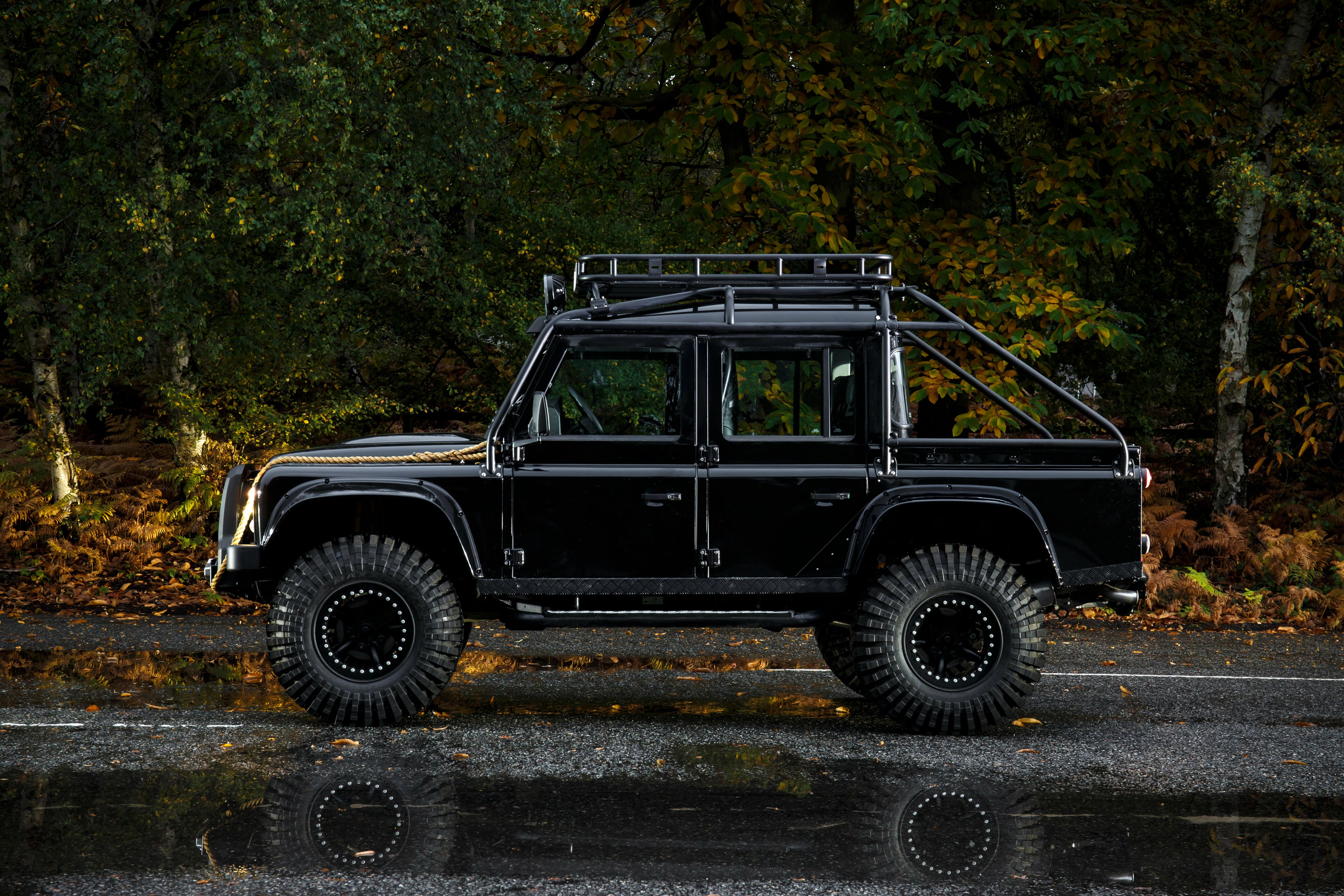 """Land Rover Defender 110 """"007 Spectre"""" '2015 4x4 OFF ROAD"""
