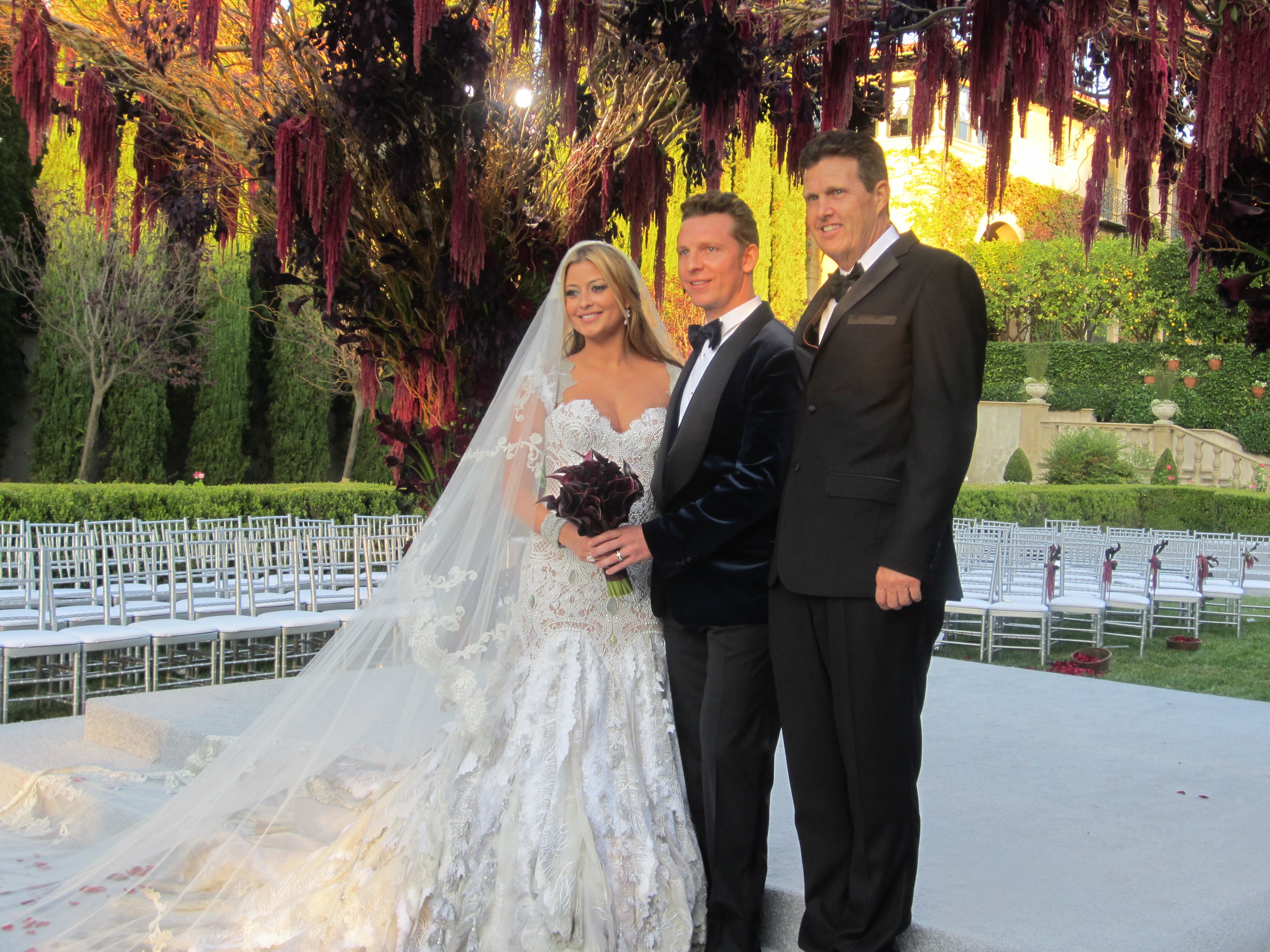 Beverly Hills Wedding Nick Candy And Holly Valance Holly
