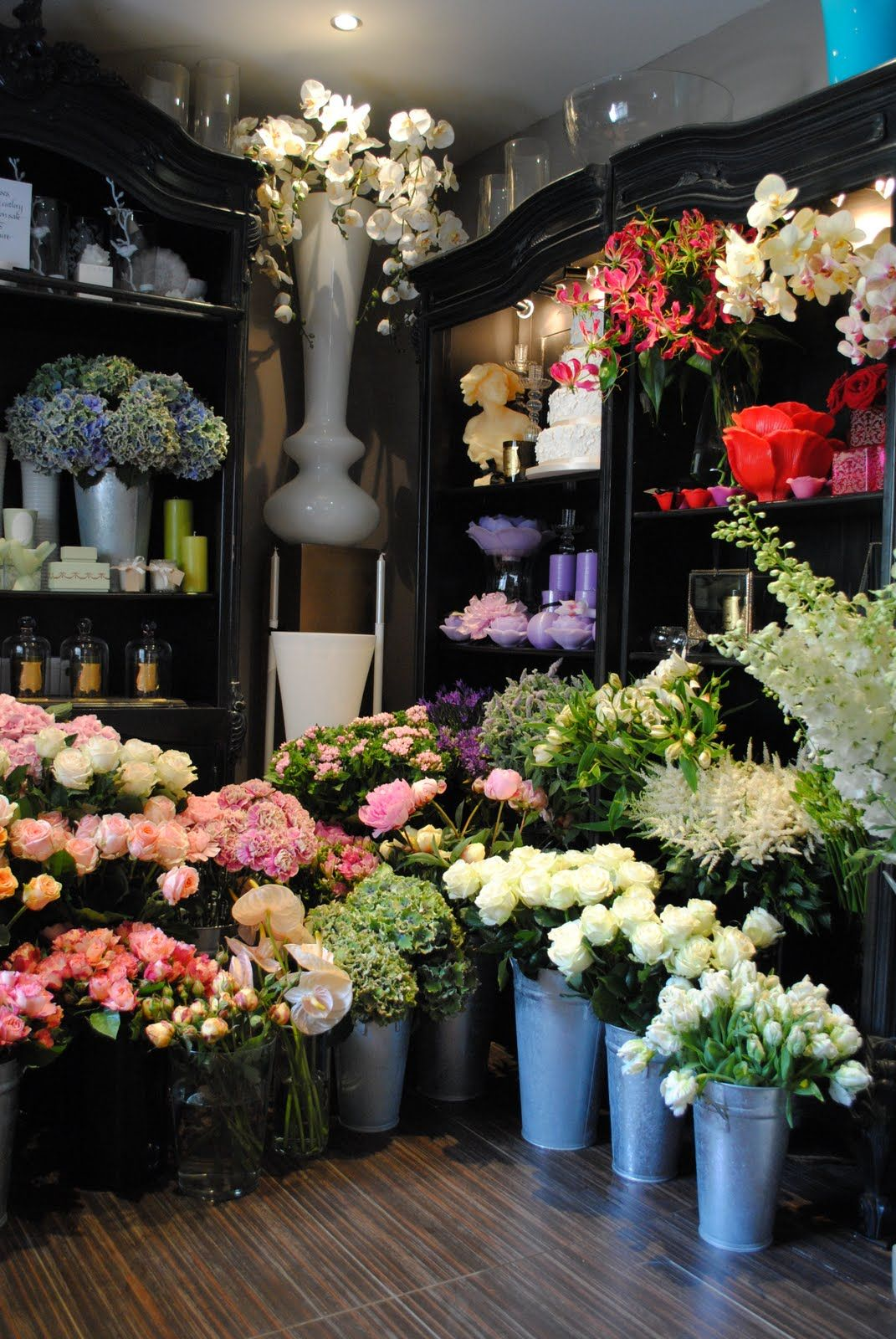 By Appointment Only Design, London flowers look good