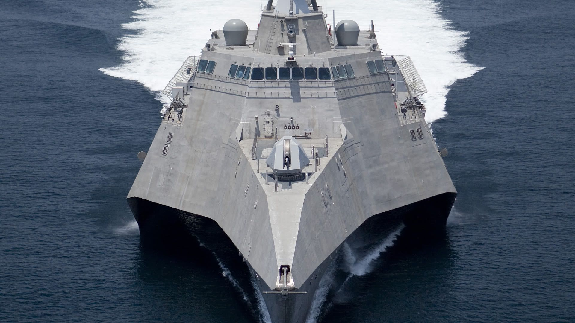 navy THE U.S. NAVY'S LITTORAL COMBAT SHIP (LCS) HIGH