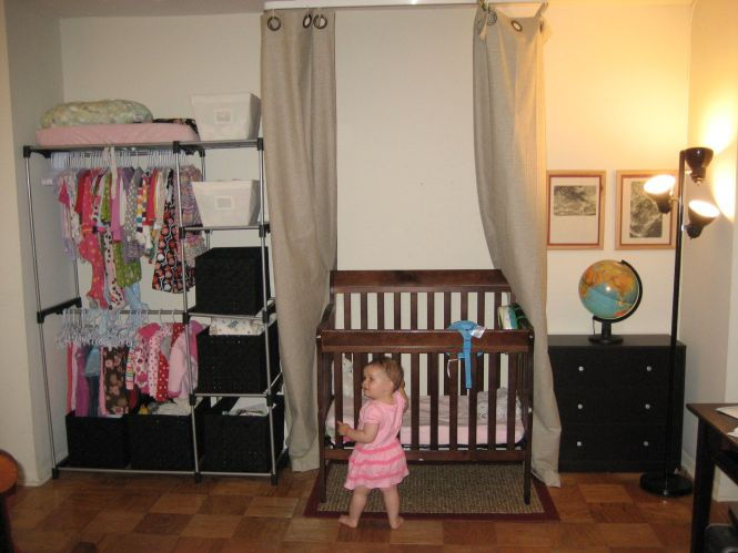 Can You Fit A Baby Into One Bedroom Apartment