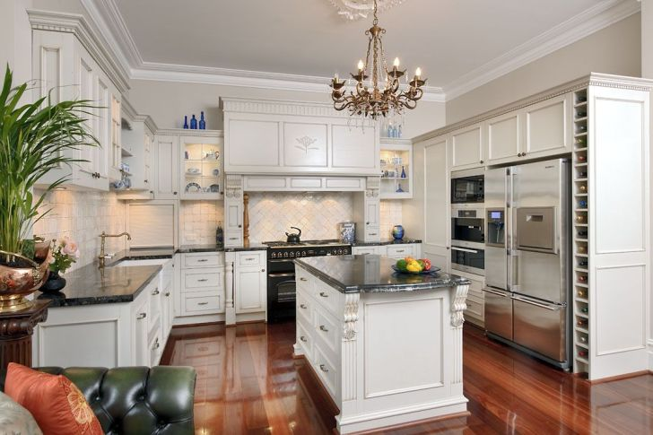 Crafted Kitchens French Country Classic Style Kitchen