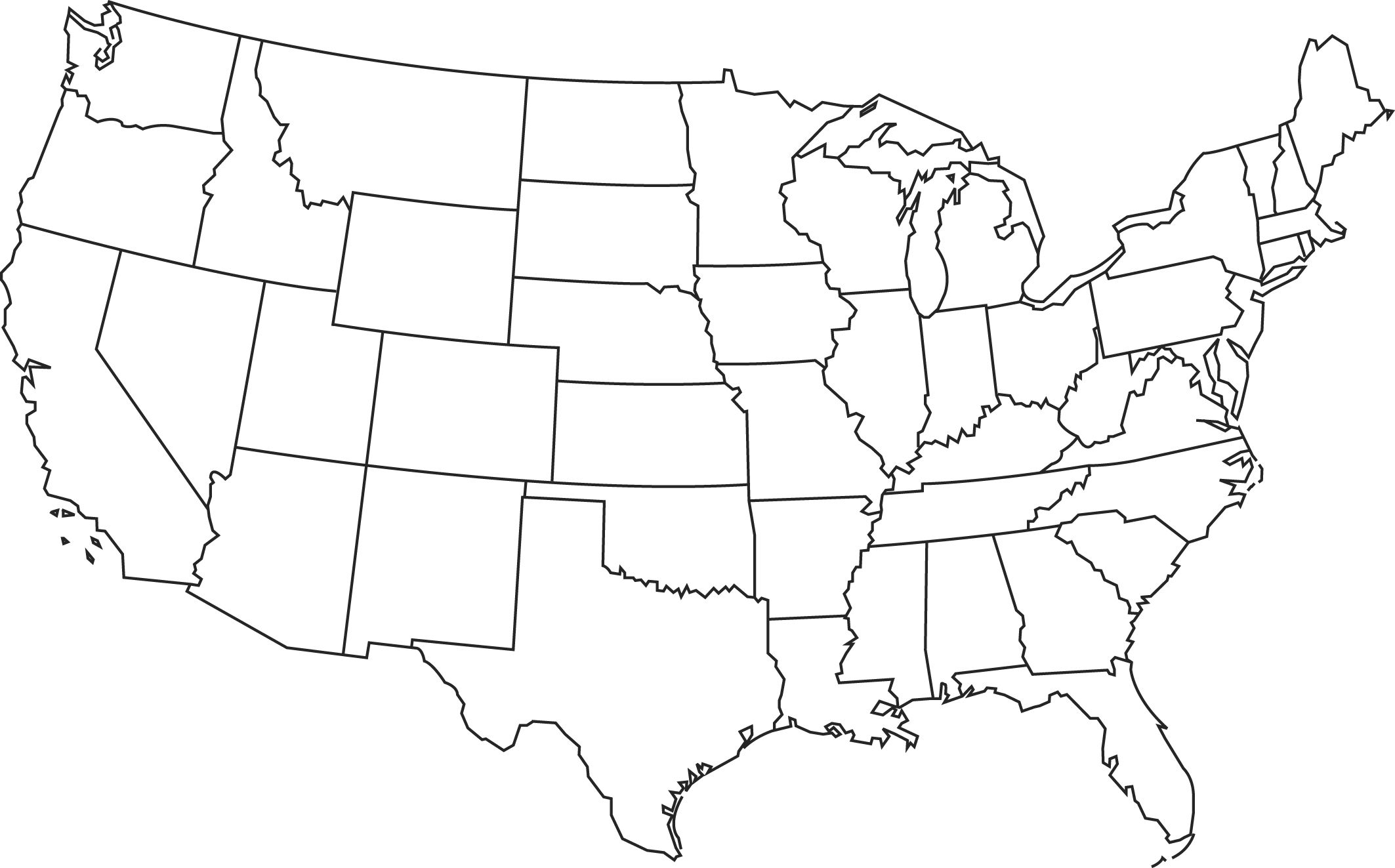 United States Map Quiz Bing Images School Stuff