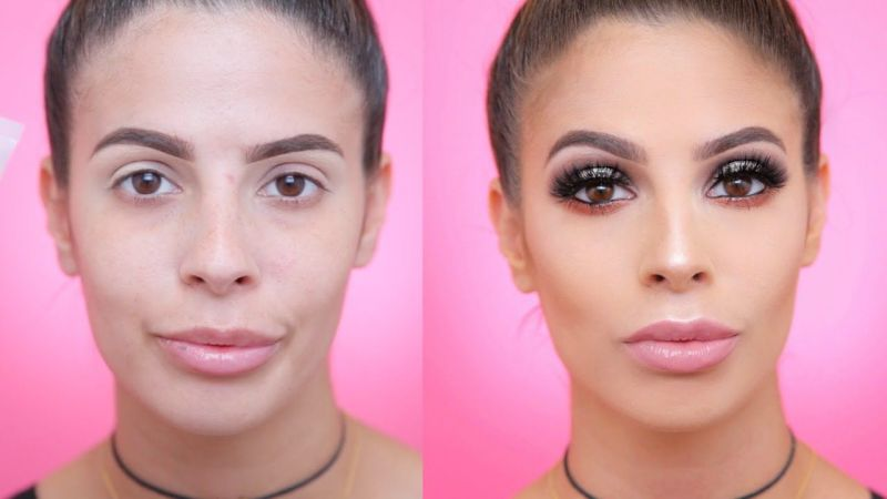 How To Make Your Brown Eyes Pop Without Makeup Makeupview
