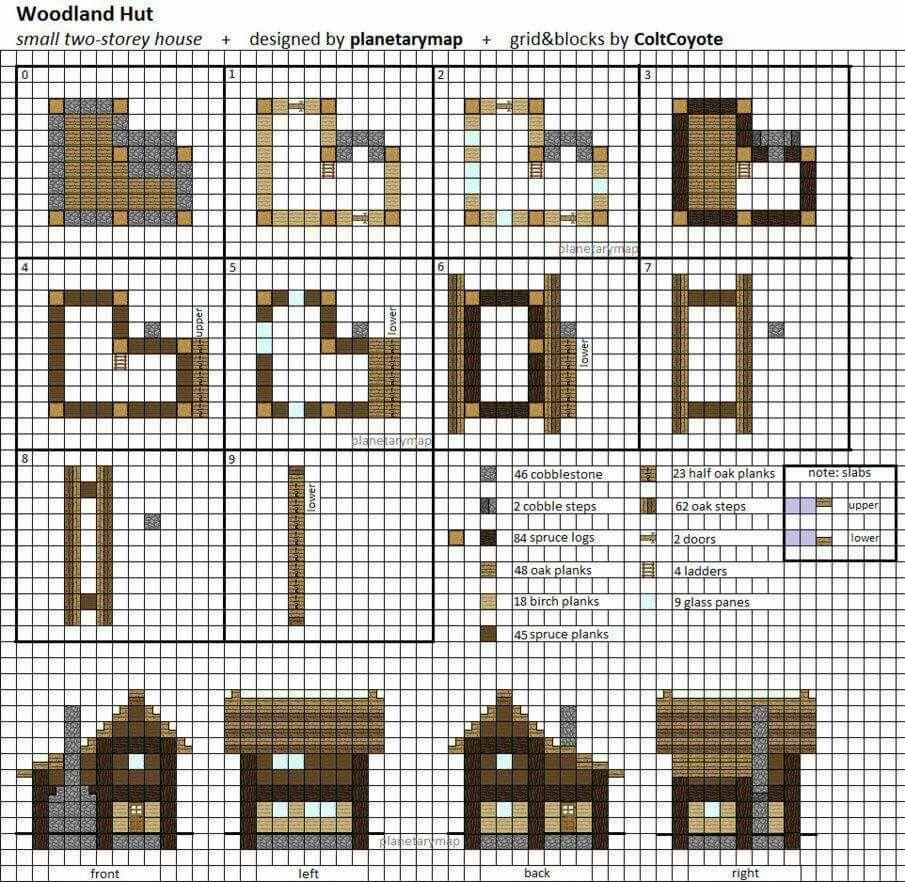 """Képtalálat a következőre """"minecraft cafe blueprints"""