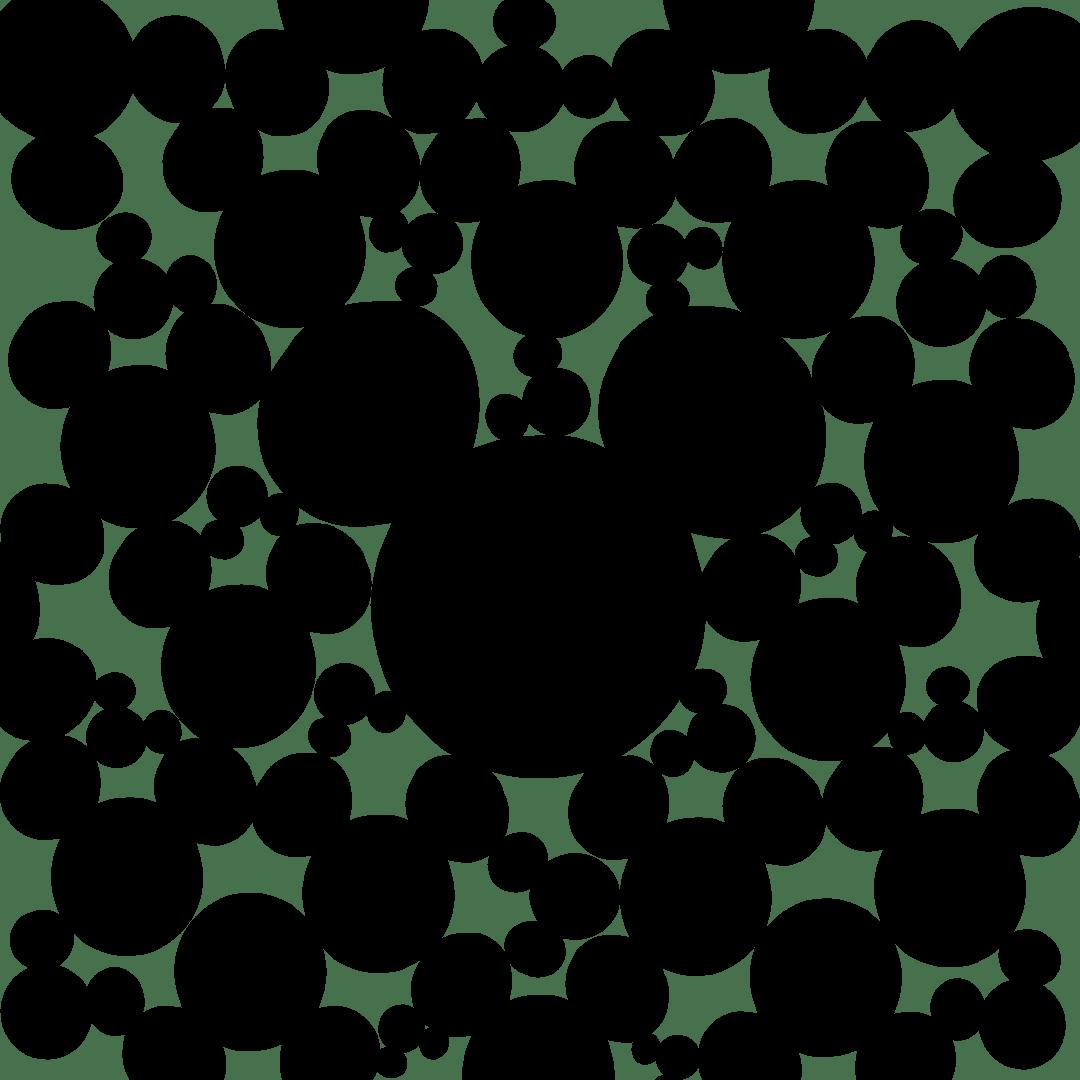 mickey mesh.png Disney SVG Pinterest Silhouettes
