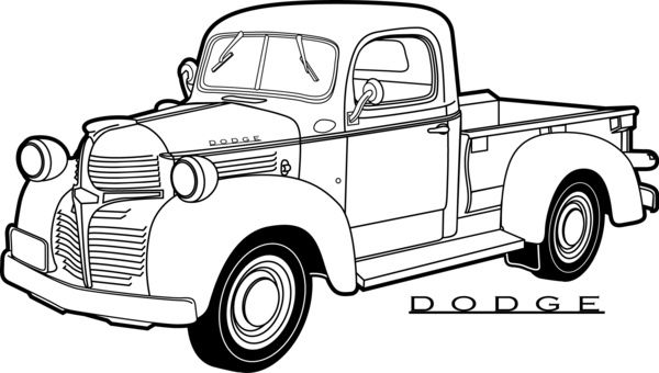 dodge pickup trucks dodge pickup and dodge on pinterest