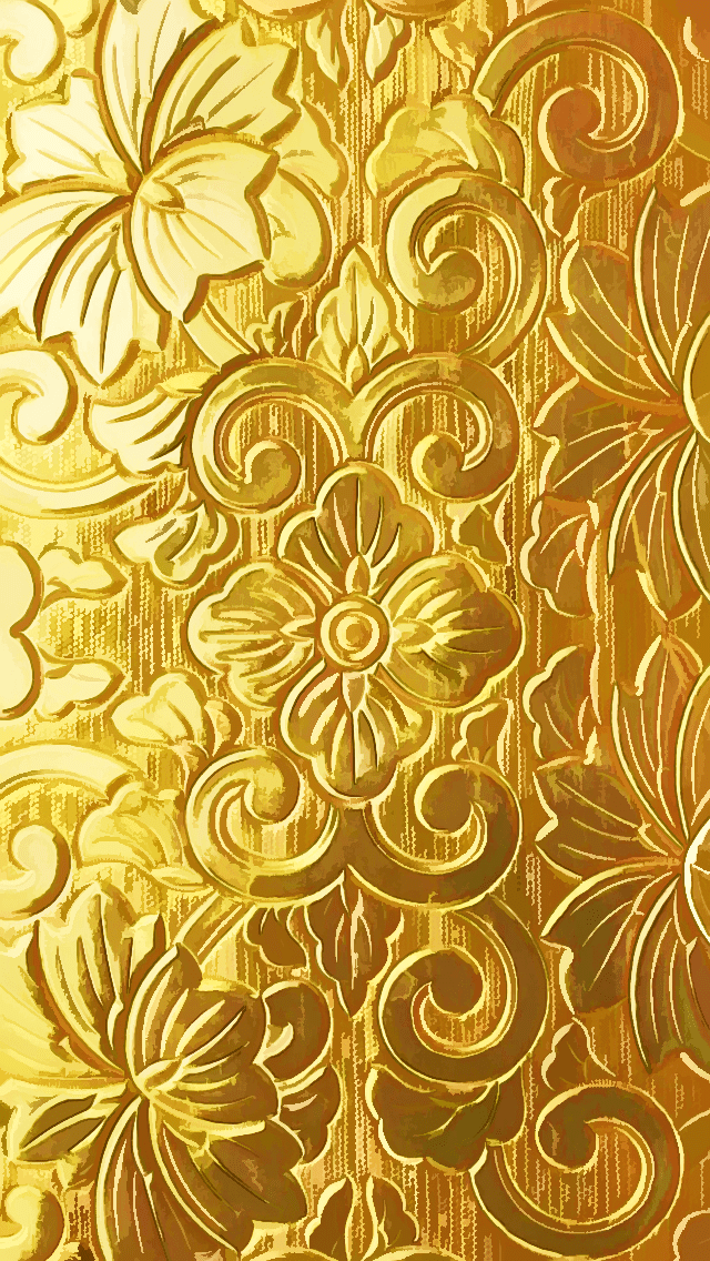 Gold ゴールド Gōrudo Gylden Oro Metal Metallic