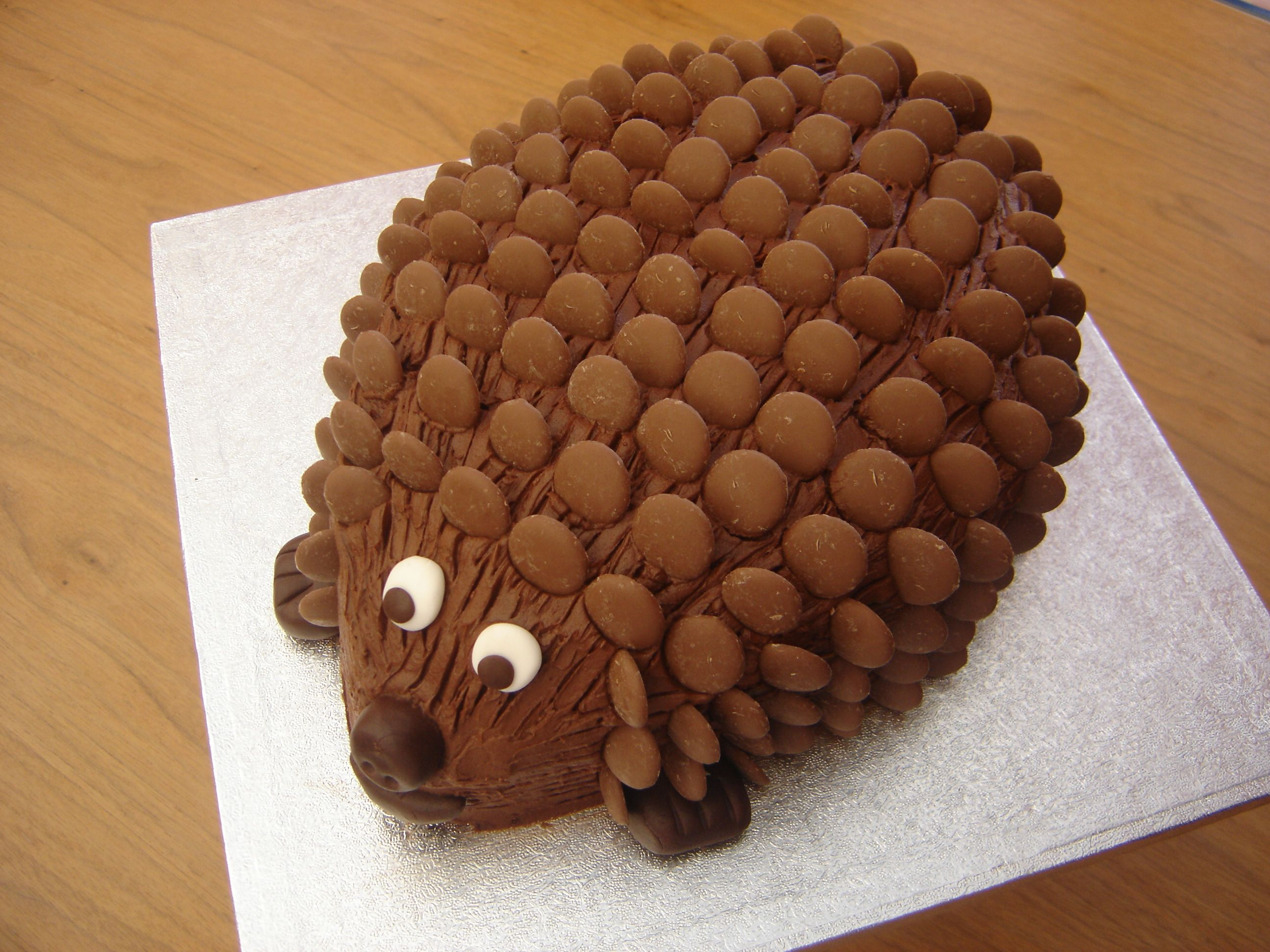 Hedgehog Cake Omg I Know Someone Who Would Love This