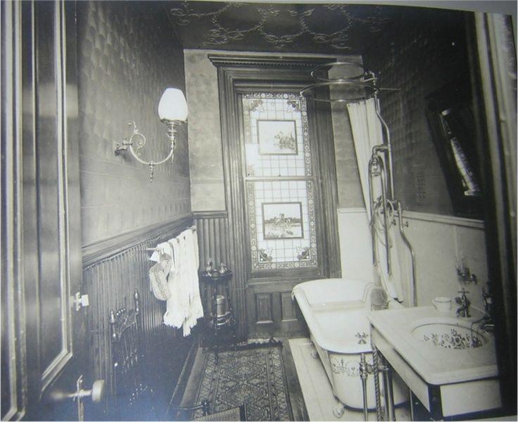 Authentic Victorian Home Interior