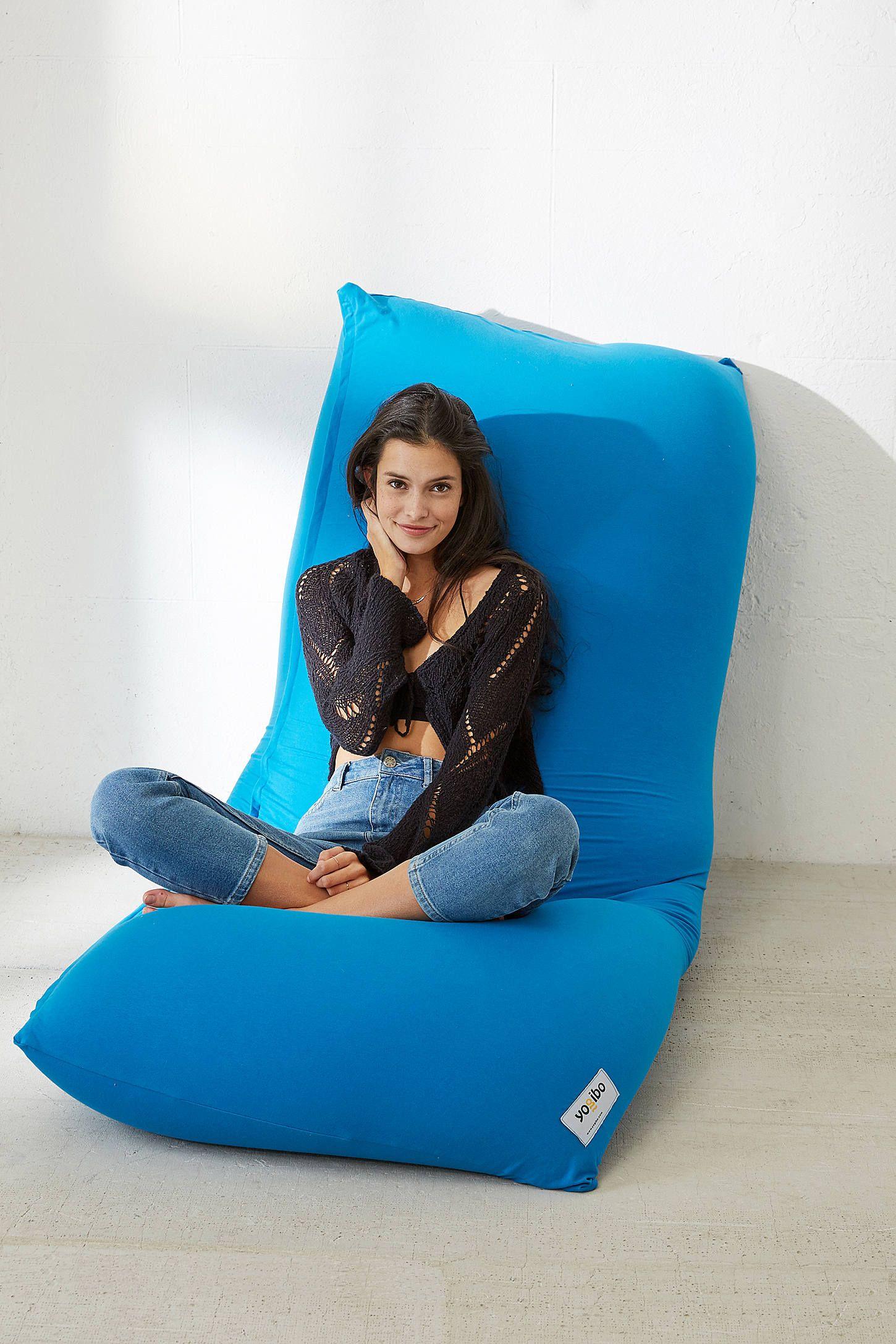 Yogibo Max Oversized Lounge Cushion Meditation space