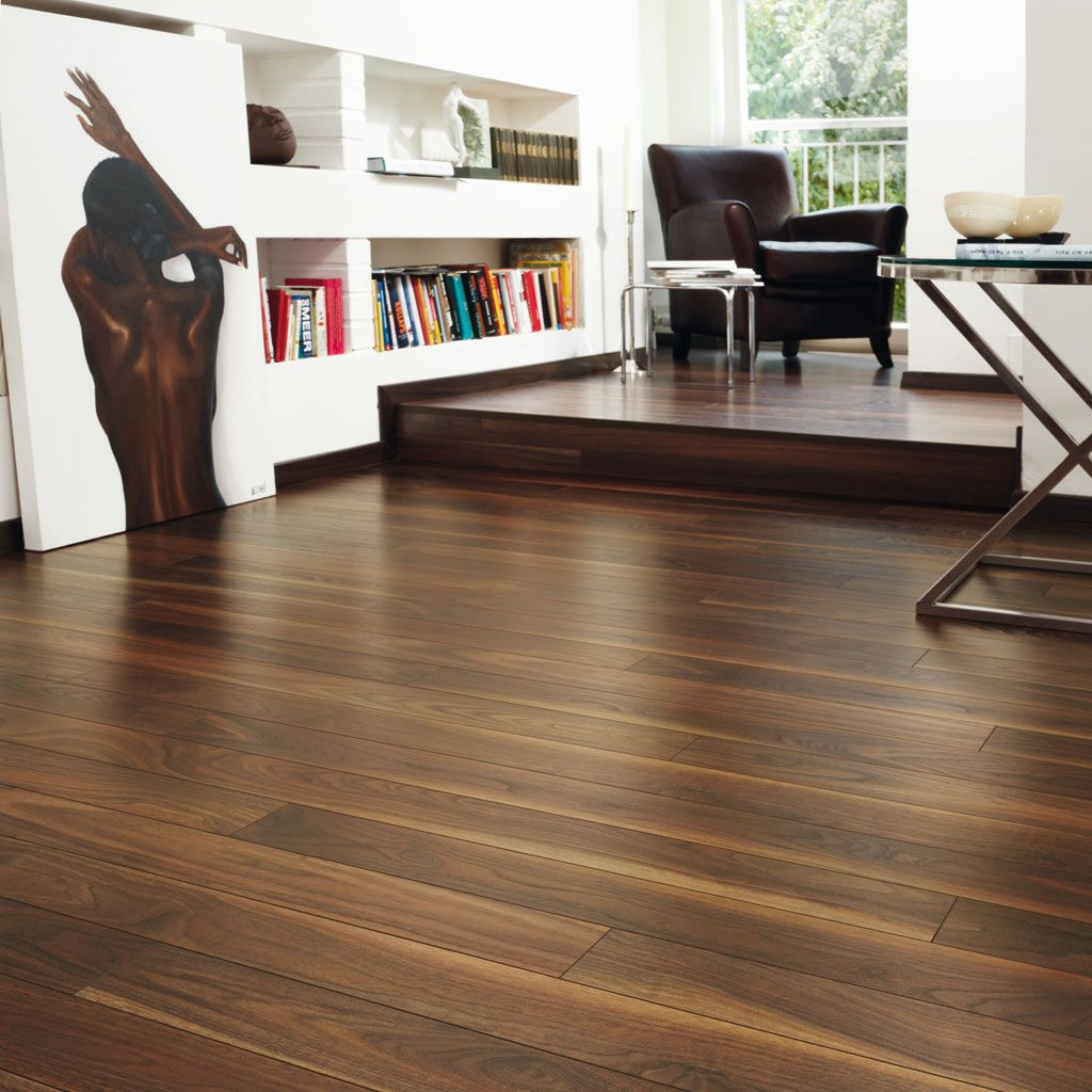 walnut laminate flooring bring your home warm and dignity