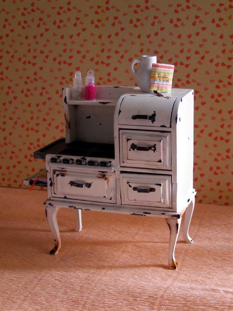 Tut To Make This Stove From Those Cheap Wooden Dollar