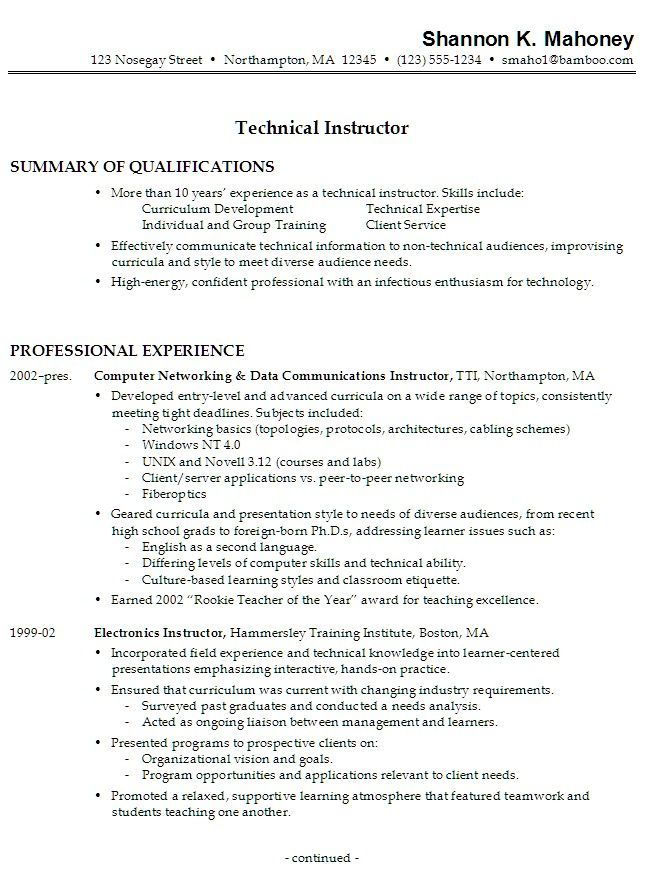 high school resume resume and high schools on pinterest