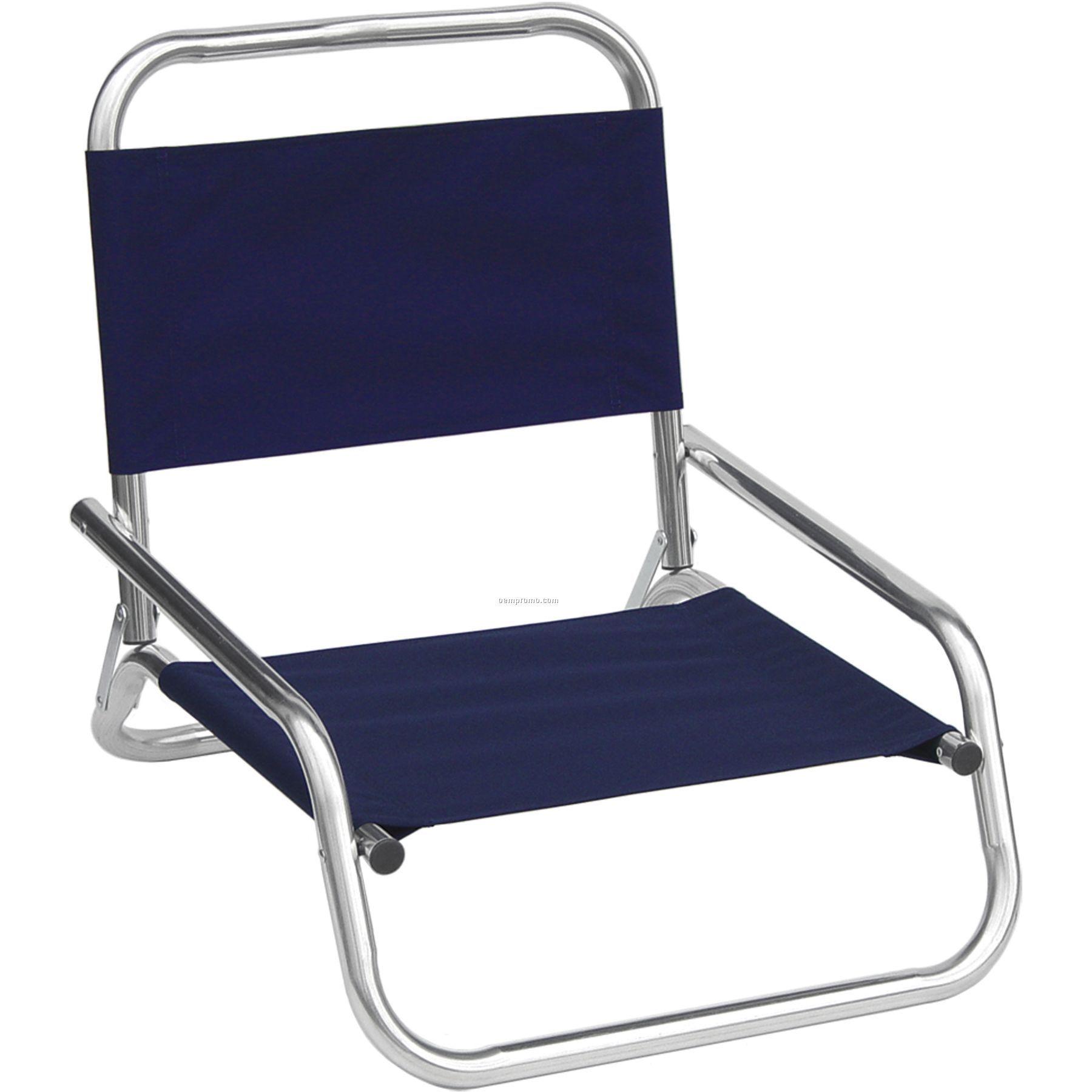 Ideal Low Folding Beach Chair , Low Price Folding Beach