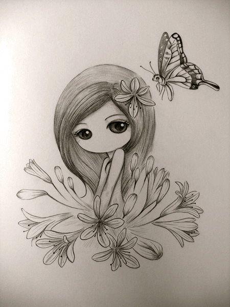 Zeichnung Chantal S Sammlung Pinterest Zeichnungen
