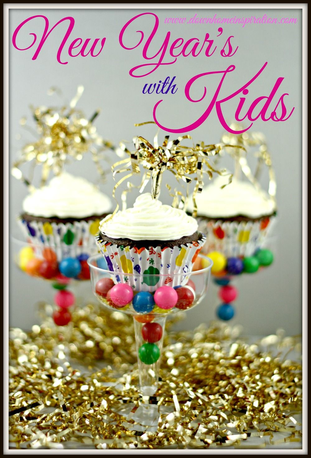 New Year's with Kids Holidays, Nye and Party time