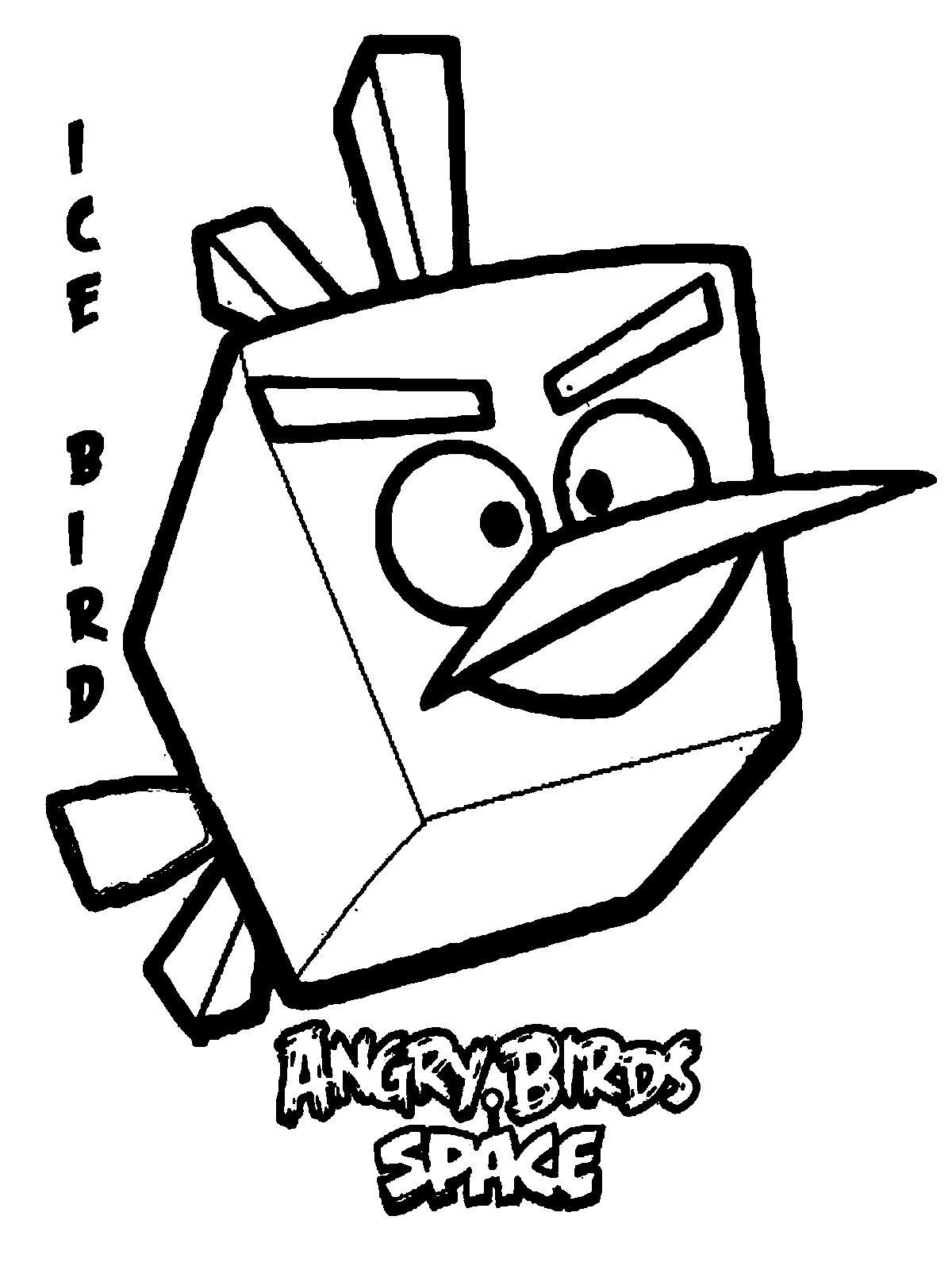 Angry Birds Printables
