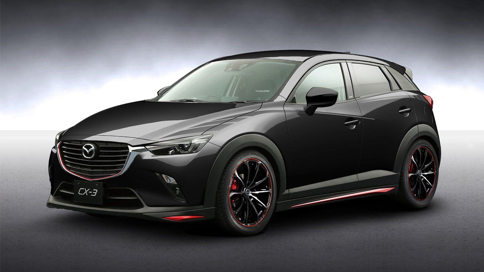 Previewing the MazdaSpeed CX3? Mazda CX3 Forum Mazda