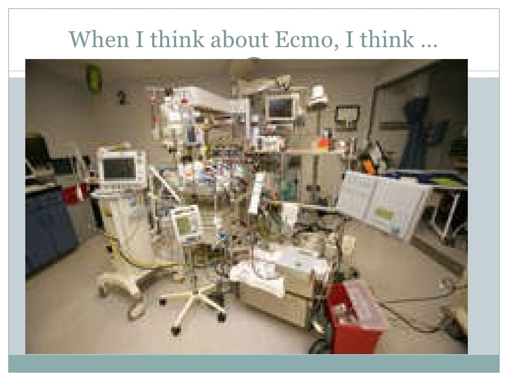 ECMO.ppt Perfusion Pinterest Nurse stuff and Cardiology