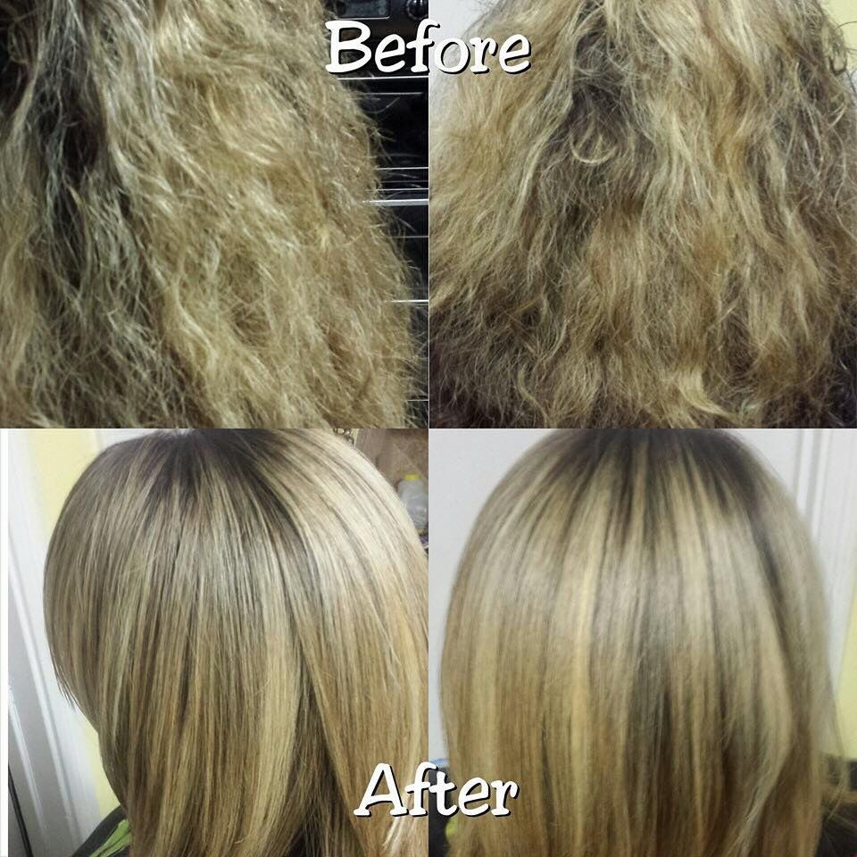 ☝️☝☝☝ What Monat can do for your hair! Get rid of frizz