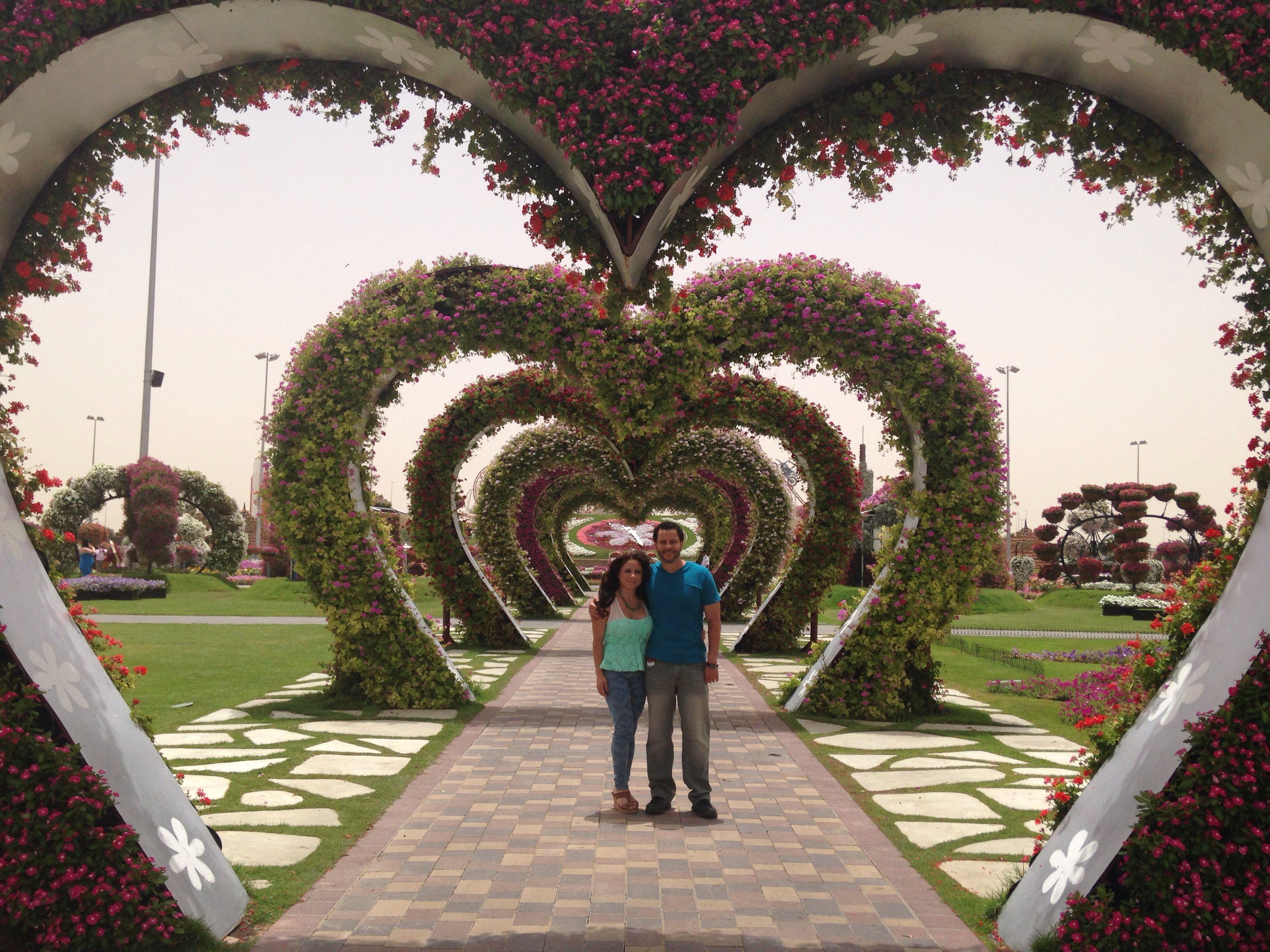 Magic Garden in Dubai Magic Garden in Dubai Pinterest