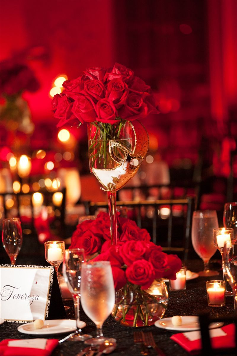 Theme Wedding Tablescape